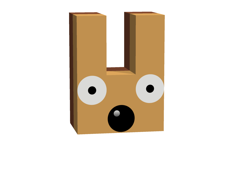 Ein Hase